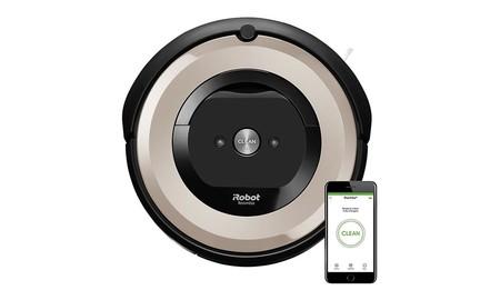 Por sólo 276,99 euros, puedes estrenar un Roomba e5 si lo compras ahora en la tienda MeQuedoUno de eBay