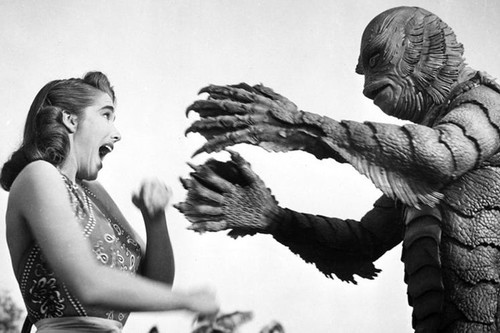'La mujer y el monstruo': la película que inspiró 'La forma del agua' sigue tan sugestiva y poética como hace 63 años