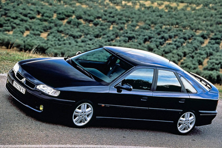 Renault Safrane Biturbo 1994