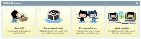 Empieza tu proyecto Open Source en las plataformas más conocidas. Github