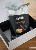 Choco Chips El Valle, probamos las patatas fritas bañadas en chocolate