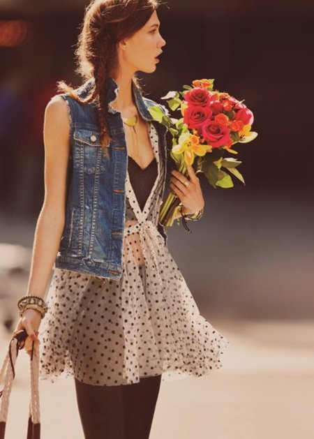 Chaleco vaquero Free People