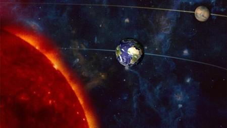 Hoy, 4 de julio, la Tierra viaja a su menor velocidad: 7.000 kilómetros más lentamente de su máxima velocidad