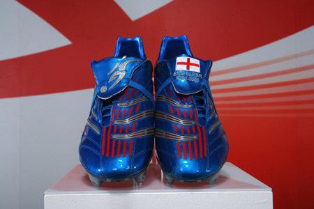 Las zapatillas del Mundial de David Beckham