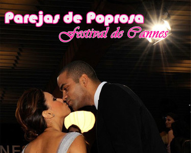 Parejas de Poprosa: Festival de Cannes 2009