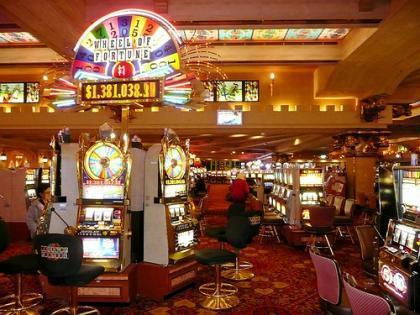 El casino volador
