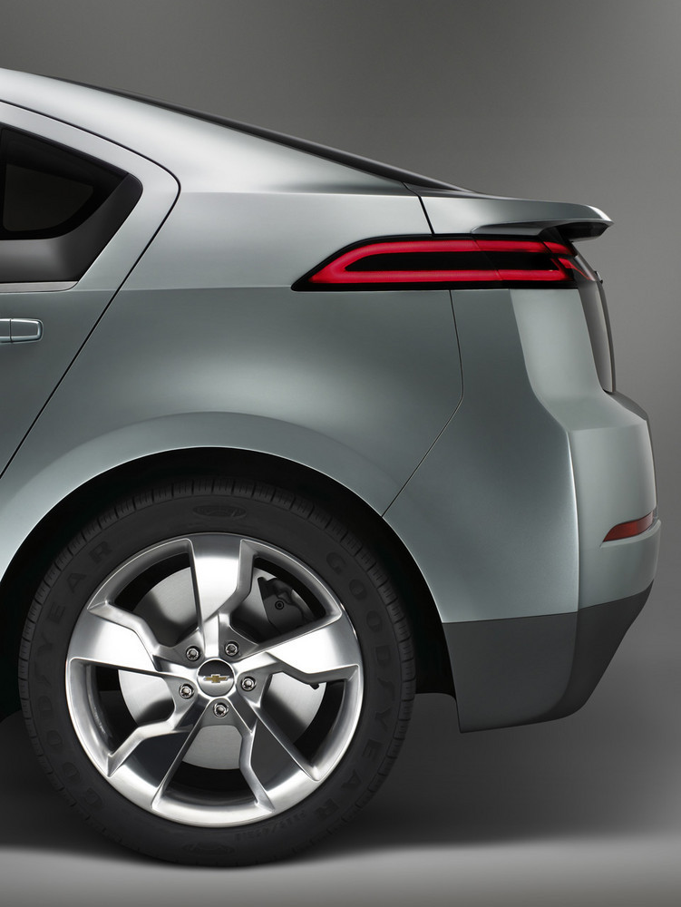 Foto de 2011 Chevrolet Volt (8/11)