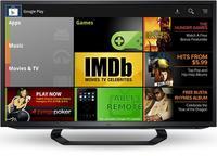 Google TV llega la próxima semana a Europa con contenidos vía Google Play