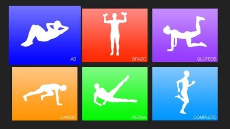 Entrenamientos Diarios Fitness Apple Tv