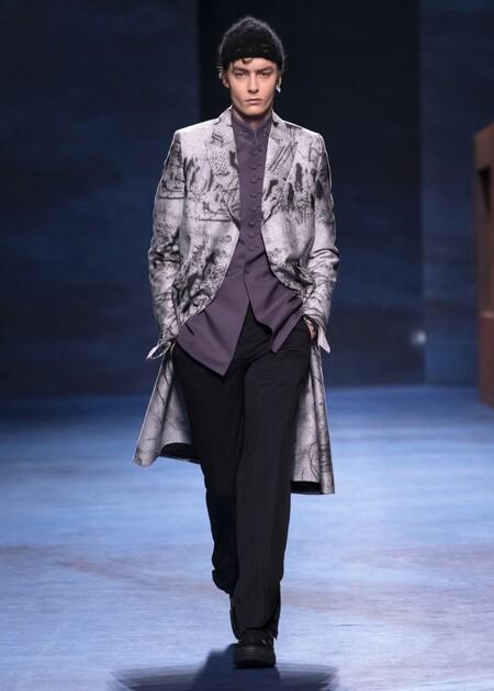 Dior Winter21 Look 39