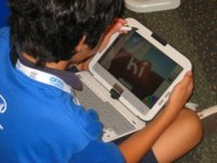 Intel vuelve a la carga con el portátil Classmate para estudiantes