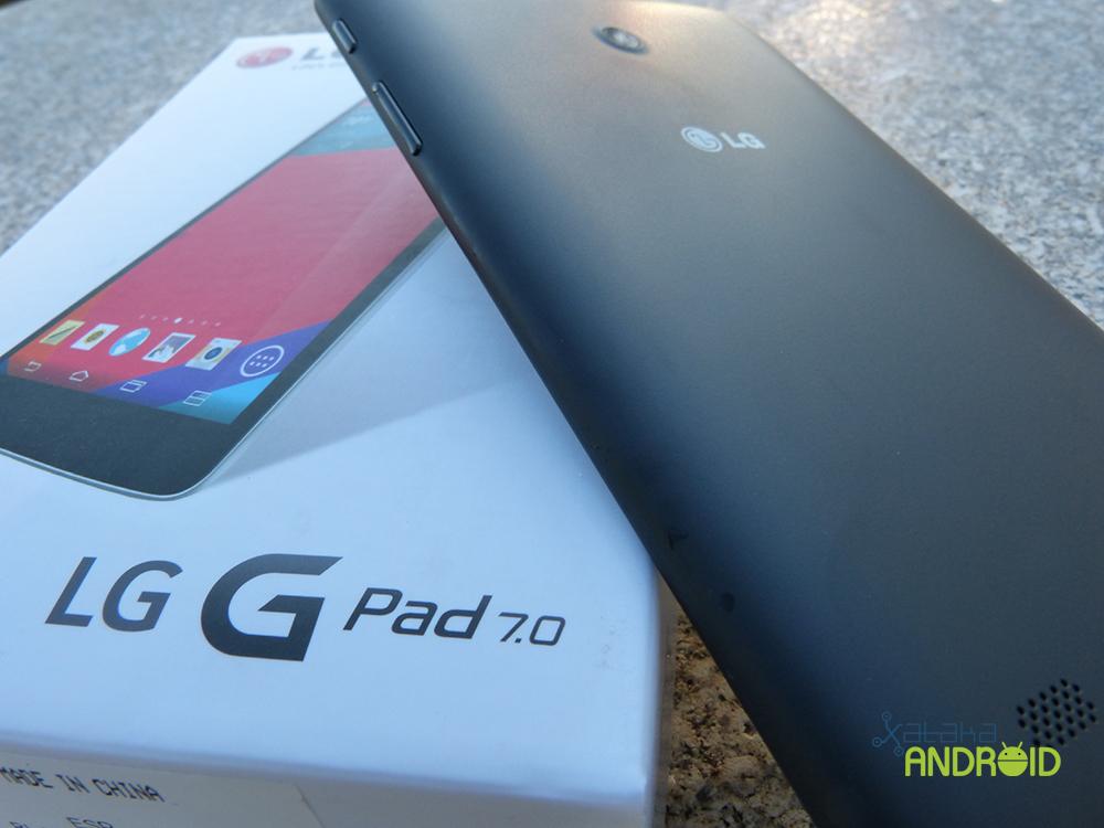 Foto de LG G Pad 7.0, diseño (10/17)