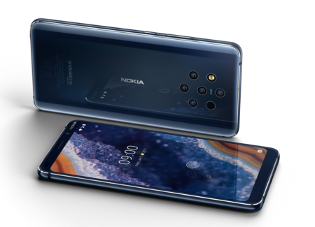 Nokia 9 Pv