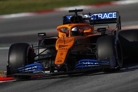 Carlos Sainz Barcelona F1 2020