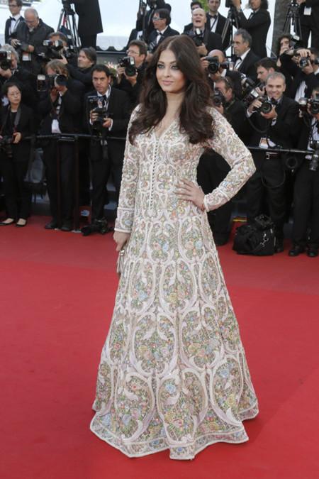Aishwarya cannes 2013 mejor vestidas