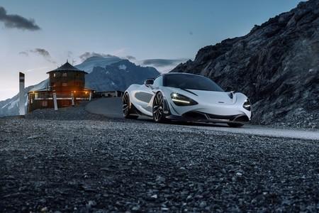Novitec se atreve con el McLaren 720S y lleva su potencia hasta los 795 hp
