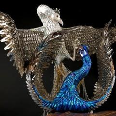 Foto 4 de 9 de la galería peacocks-de-laurel-roth en Trendencias