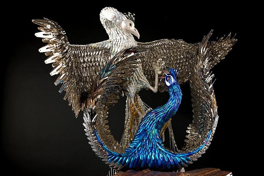 Foto de Peacocks de Laurel Roth (4/9)