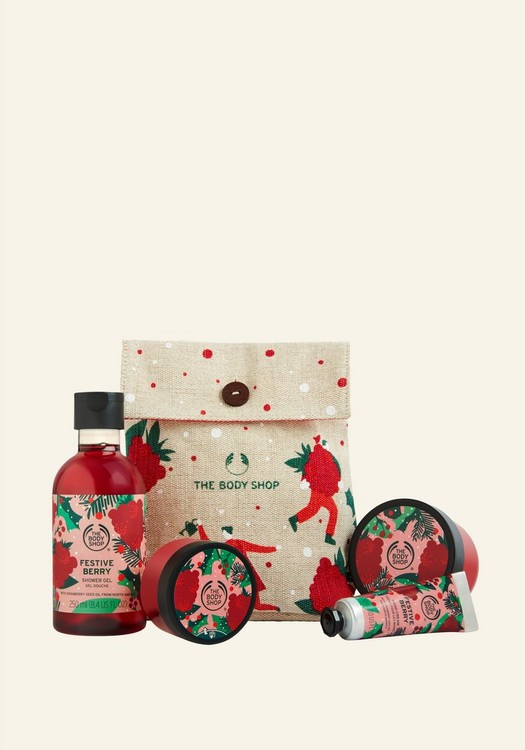 Small Red Fruits Christmas Gift