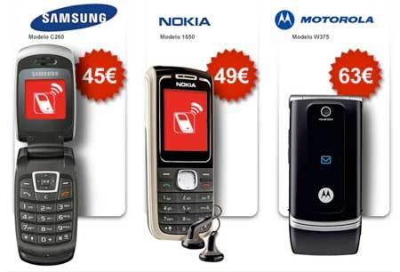 Los móviles de Diamovil