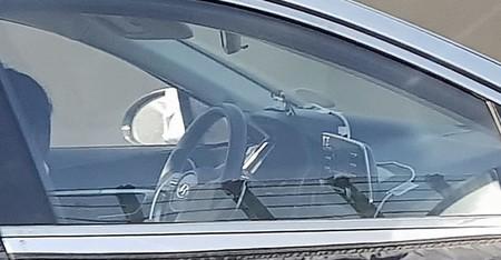 Hyundai Sonata 2020 Fotos Espia 4