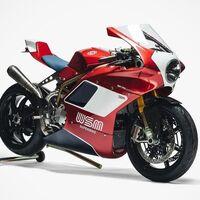Admira la última creación de Walter Siegl: esta Ducati SBK #4 con mucha fibra de carbono que te robará el corazón