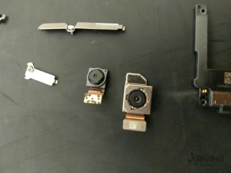 Huawei Mate 8 Teardown Mexico 8