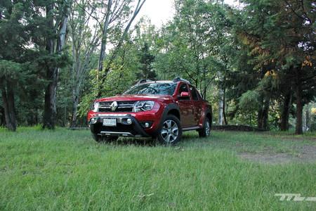 eead7f3d8 Renault Duster Oroch, prueba de manejo, opiniones, fotos y toda la ...