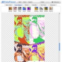 FotoFlexer, editor online de fotografías con integración en otras redes sociales