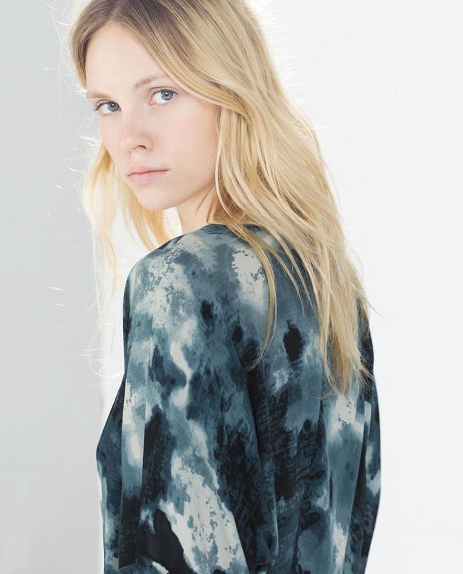 Zara Vestido