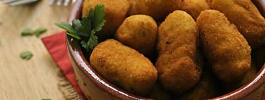 Croquetas de patata y bacalao: receta