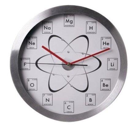 "Un reloj ""químico"""