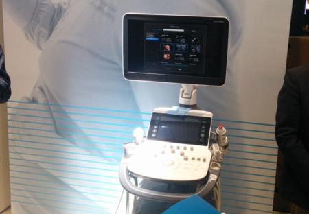 La ecografía directamente al móvil, la tecnología médica se vuelve un poco más social y conectada