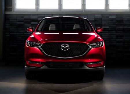 El Mazda CX-5 parece estar en camino a volverse premium con tracción trasera y motor de 6 cilindros turbo