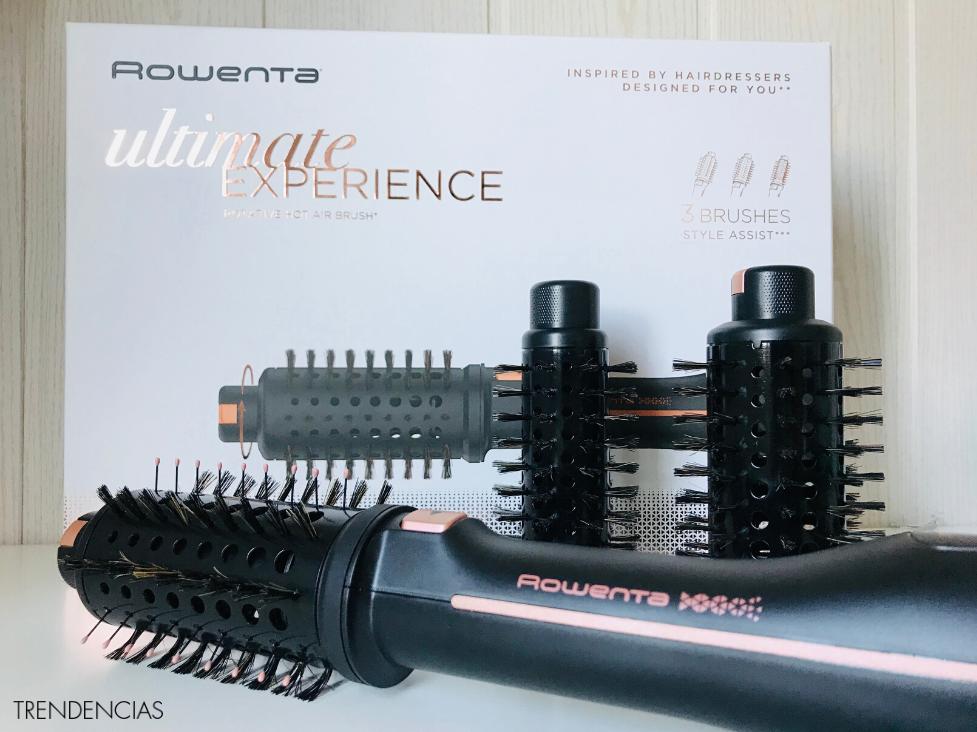 Cepillo rotativo Ultimate Experience de Rowenta