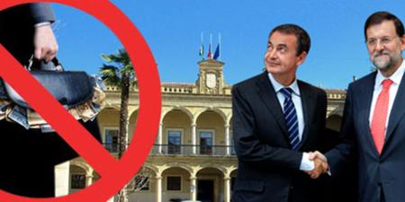 La red se moviliza para echar a los corruptos de las listas electorales