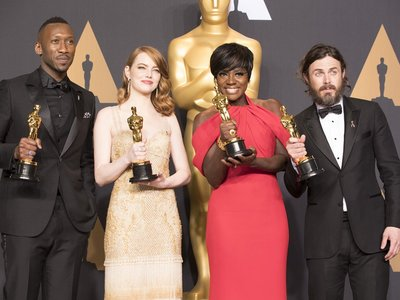 ¿Dónde veremos a Emma Stone, Casey Affleck, Viola Davis y Mahershala Ali después de ganar el Oscar?
