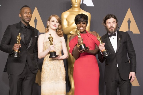 ¿Dónde veremos a Emma Stone, Casey Affleck, Viola Davis y Mahershala Ali después de ganar el Oscar?