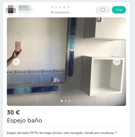 Window Y Espejo Bano De Segunda Mano Por 30 Eur En Santiago De Compostela En Wallapop