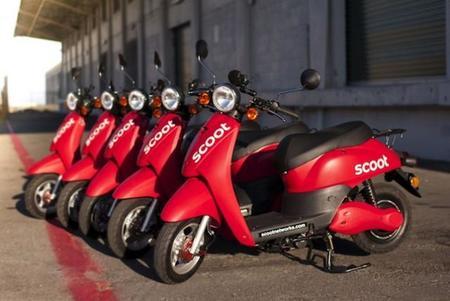 Scoot, el servicio de alquiler compartido de motos eléctricas de San Francisco aumenta su flota