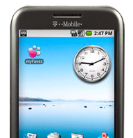 T-Mobile G1, HTC Dream y Android en unas horas