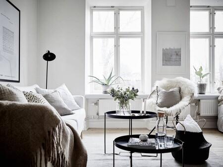 La semana decorativa: salones y habitaciones de matrimonio, llenas de detalles e inspiración