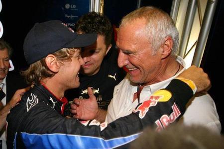 Dietrich Mateschitz sigue pensando en un motor Red Bull