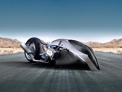 Nueve increíbles conceptos de motocicletas BMW que nos hacen imaginar un futuro al estilo 'Blade Runner'