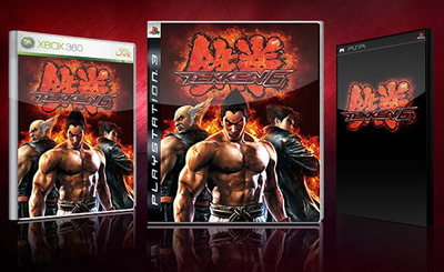 'Tekken 6' llegará a Europa el 30 de octubre