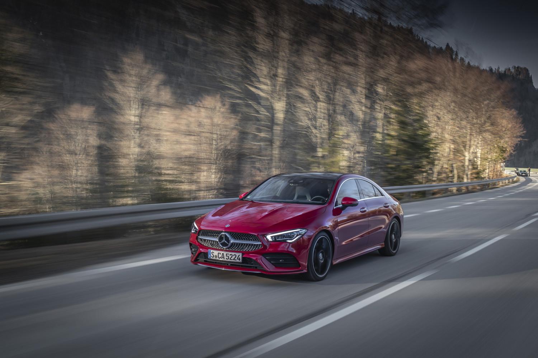 Foto de Mercedes-Benz CLA Coupé 2019, toma de contacto (7/248)