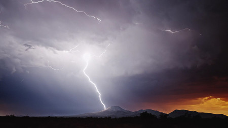 'Transient', la fuerza desatada de la naturaleza en un espectacular vídeo 4K grabado a 1.000 imágenes por segundo