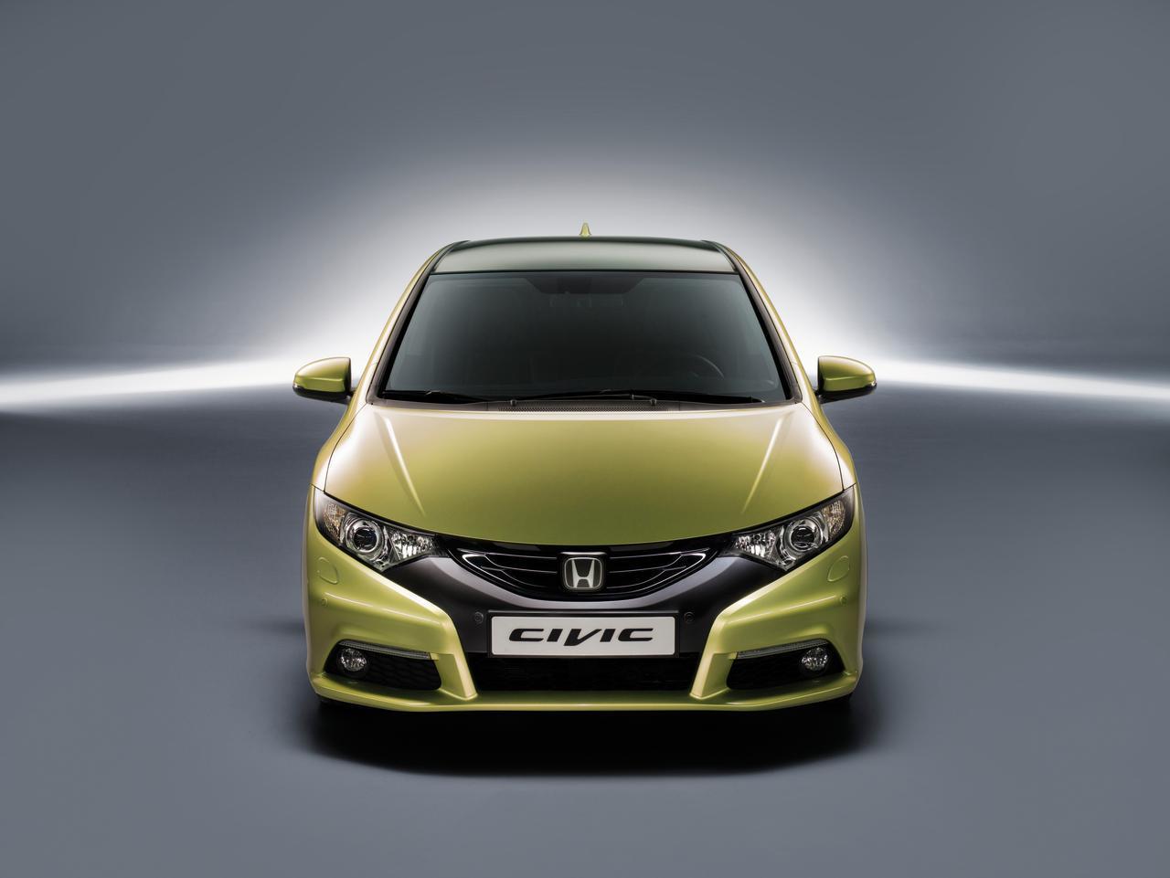 Foto de Honda Civic 2012 (21/153)