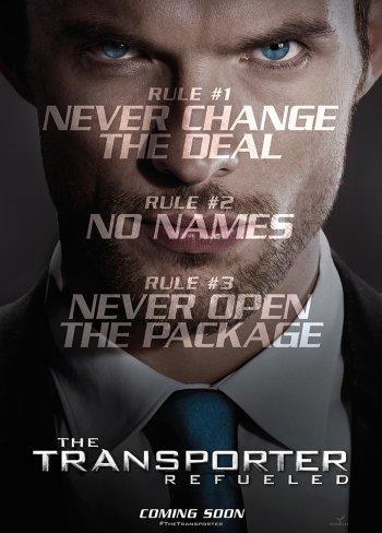 'Transporter Legacy', tráiler y cartel del reboot con Ed Skrein