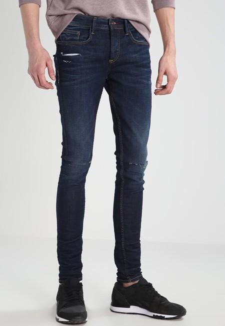 65% de descuento en los pantalones vaqueros Bonobo Soho slim fit: ahora sólo 17,45 euros en Zalando. Envío gratis